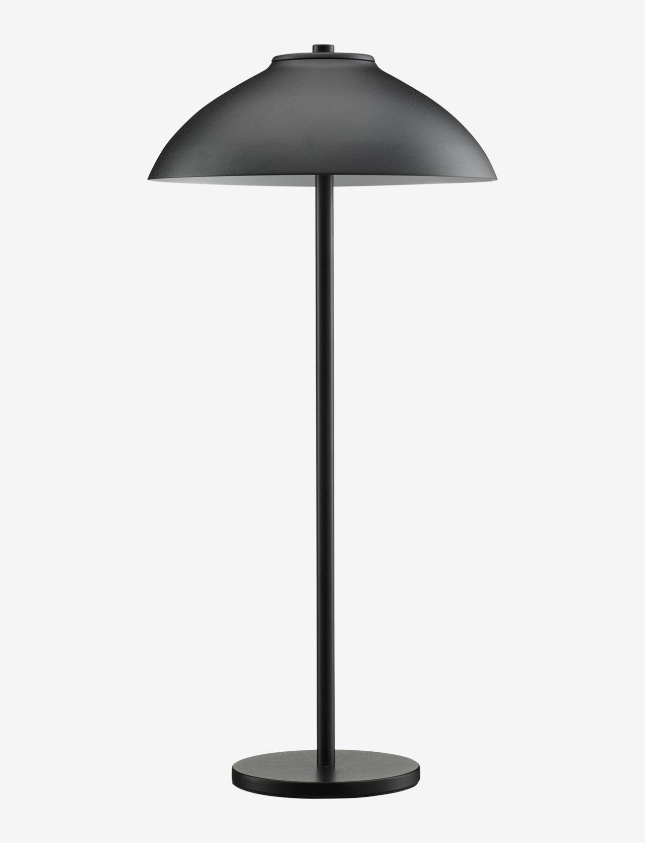 Belid - Table lampa Vali - bordlamper - black structure/black structure - 0