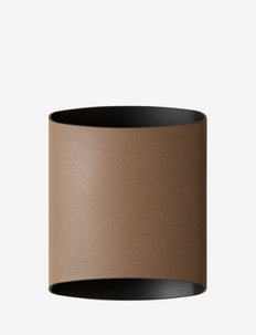 Wall lamp Sinne - vegglamper - sand structure/anthracite