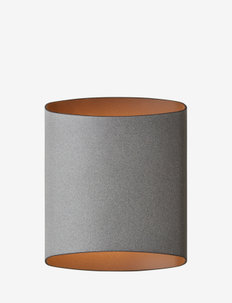 Wall lamp Sinne - vegglamper - concrete structure/brass