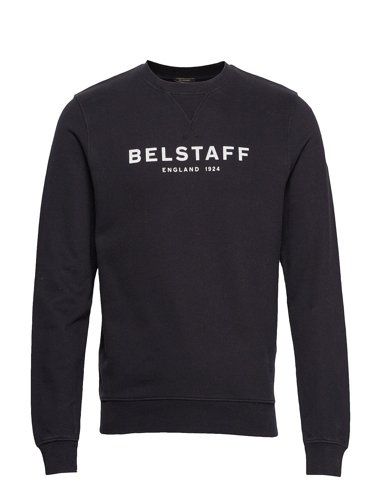 Belstaff BELSTAFF 1924 SWEATSHIRT - BLACK