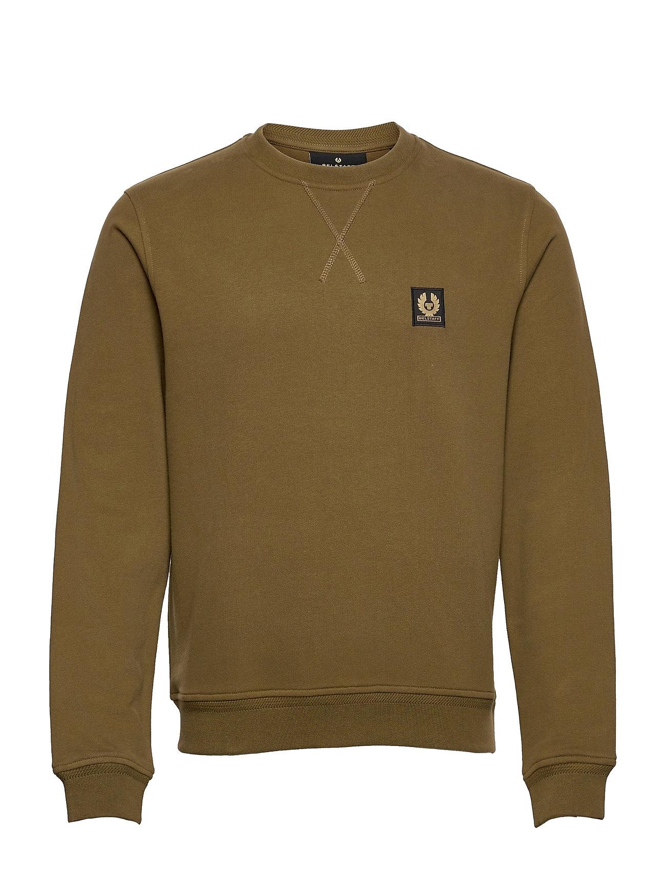 Belstaff Sweatshirt Sweatshirt Trøje Grøn Belstaff