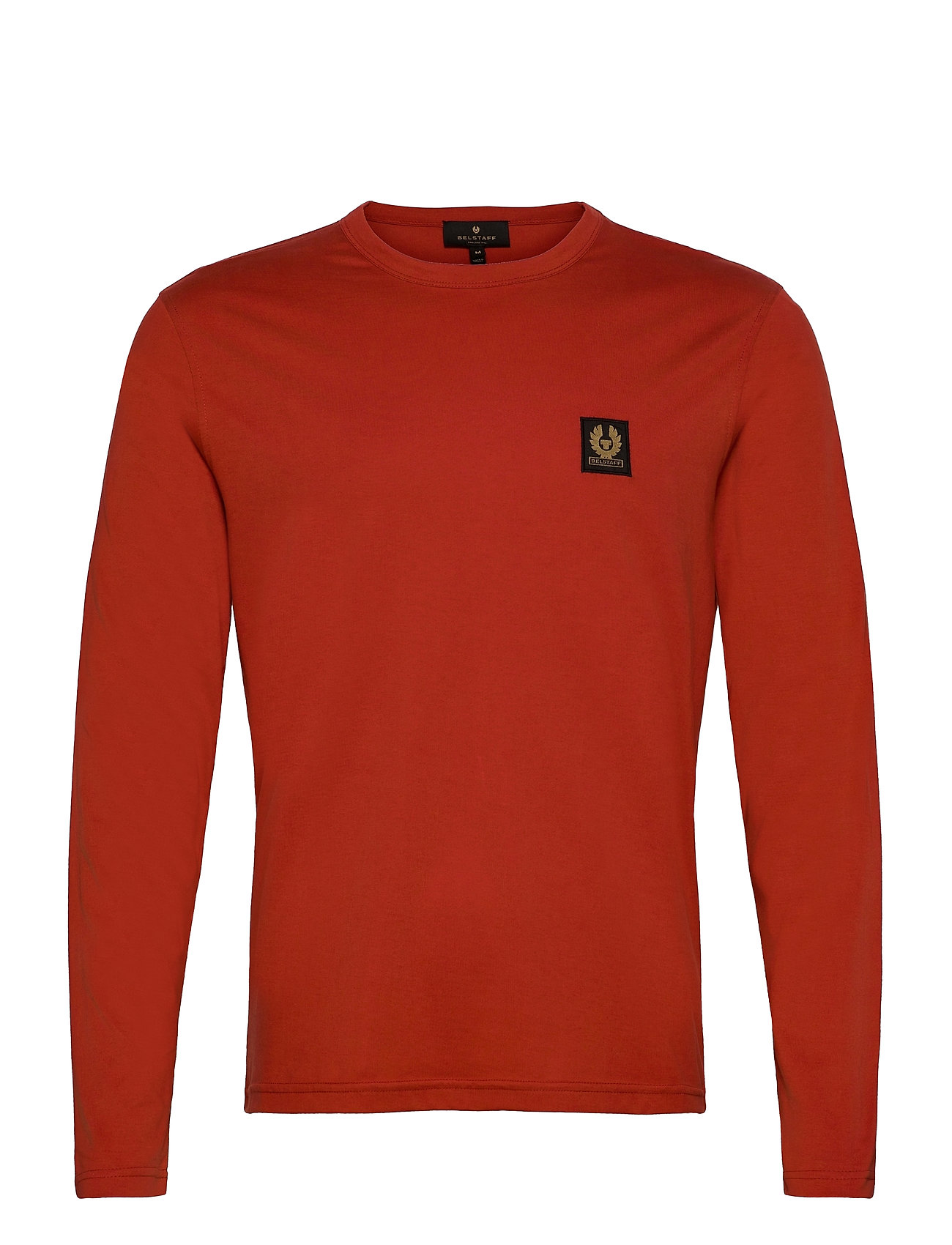 Belstaff L/S T-Shirt T-Langærmet Skjorte Rød Belstaff
