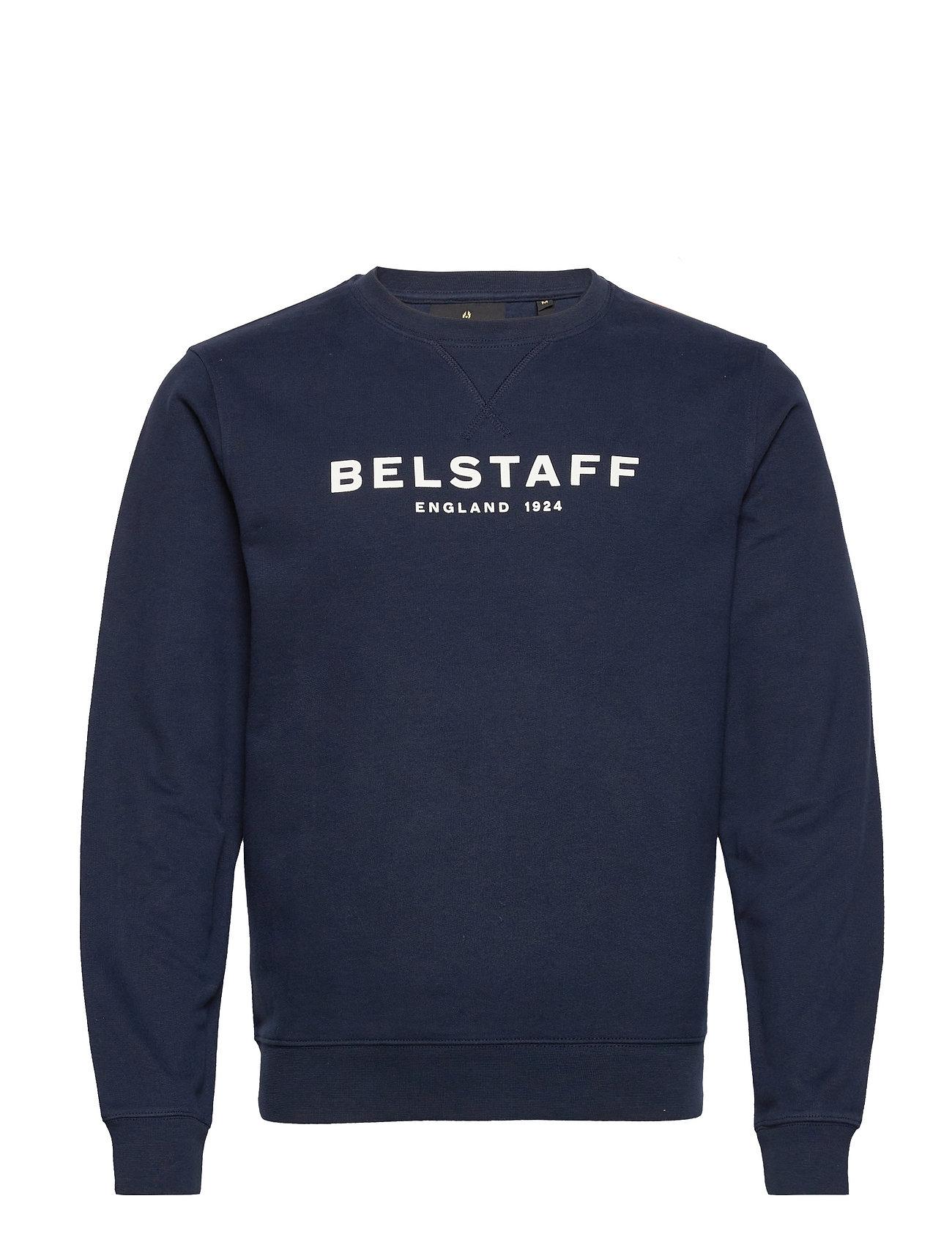 Belstaff 1924 Sweatshirt Sweatshirt Trøje Blå Belstaff