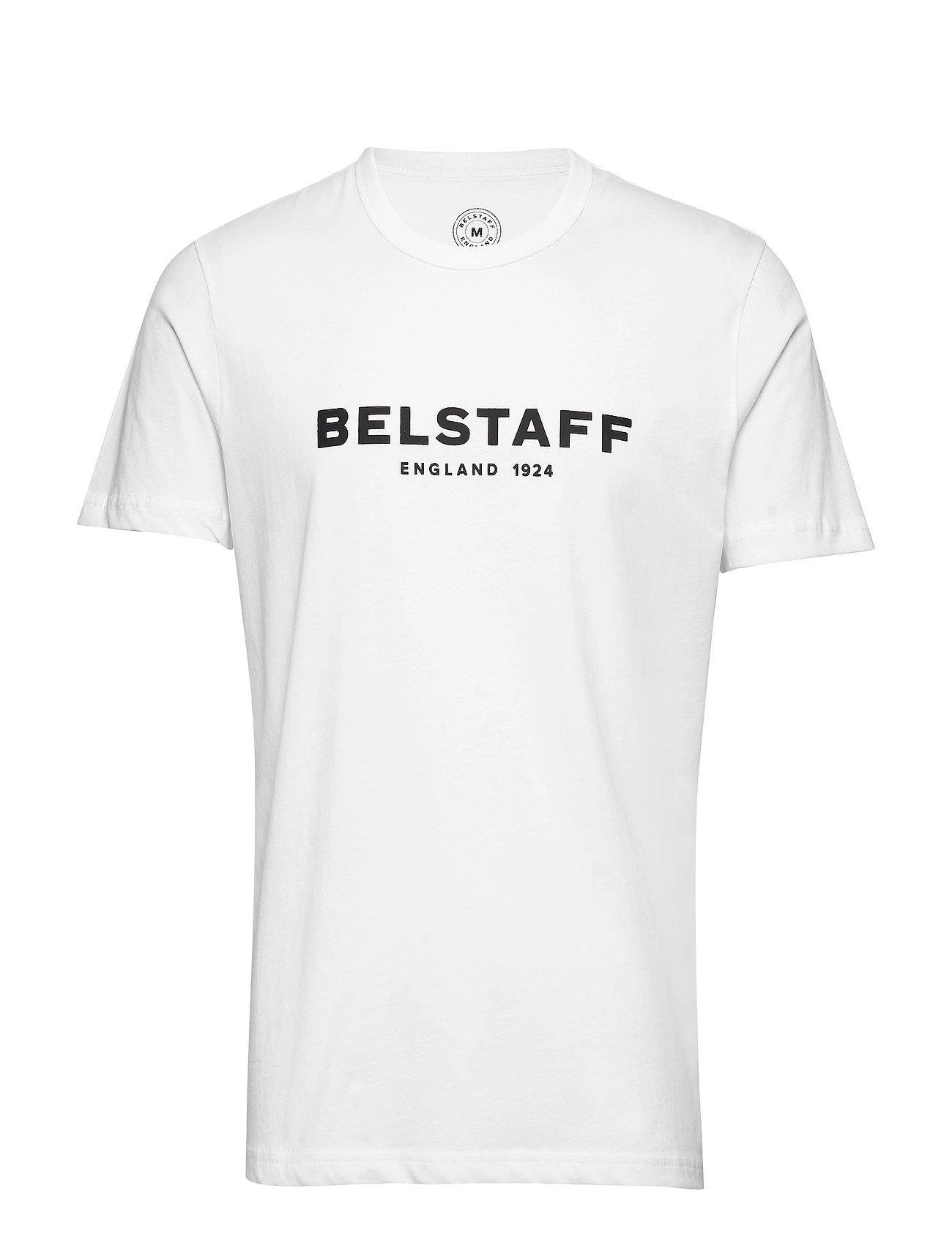 Belstaff BELSTAFF 1924 T-SHIRT - WHITE
