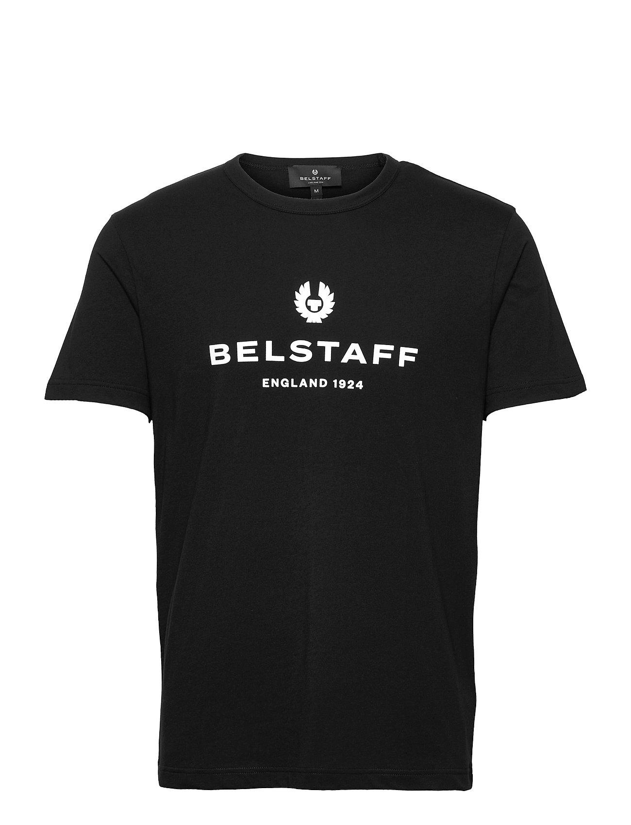 Belstaff 1924 2.0 T-Shirt T-shirt Sort Belstaff