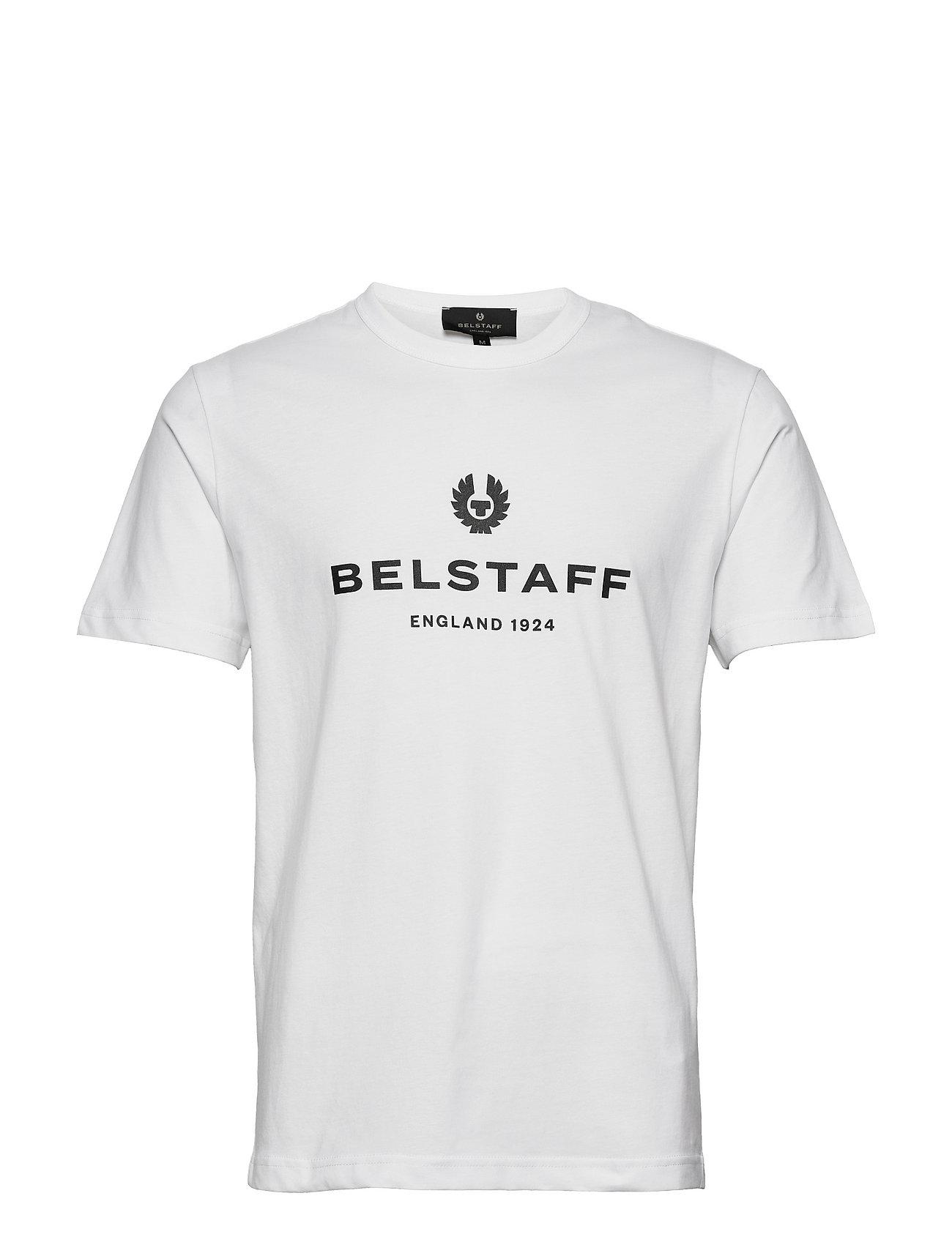 Belstaff 1924 2.0 T-Shirt T-shirt Hvid Belstaff