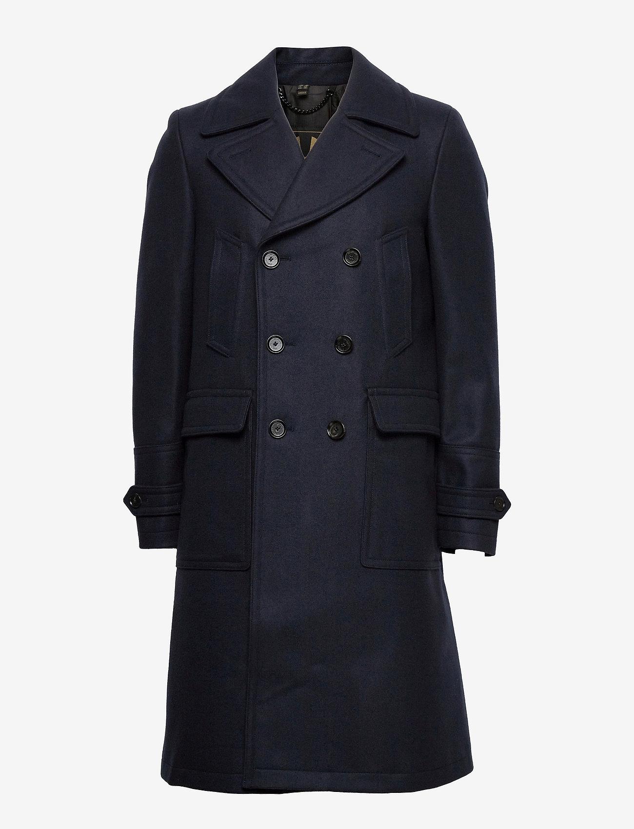 Belstaff - NEW MILFORD COAT - manteaux legères - ink blue - 0