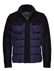 RETREAT JACKET - DARK NAVY