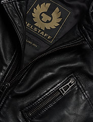 Belstaff - V RACER 2.0 JACKET - lederjacken - black - 3