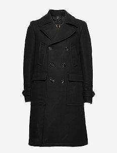 NEW MILFORD COAT - manteaux legères - black