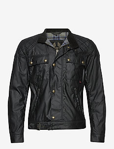 BROOKSTONE JACKET - light jackets - black