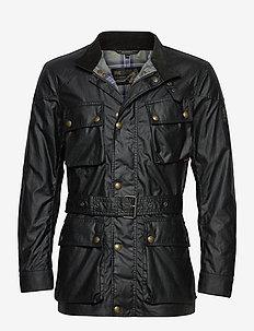 TRIALMASTER JACKET - light jackets - black