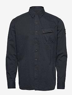 PITCH SHIRT - basic shirts - deep navy