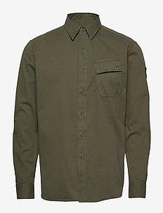 PITCH SHIRT - basic shirts - sage green