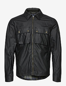 DUNSTALL JACKET - light jackets - black