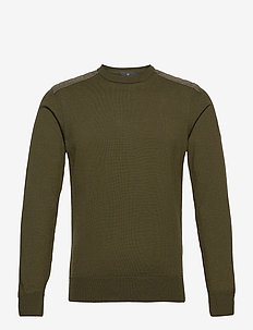 KERRIGAN CREW NECK - round necks - salvia
