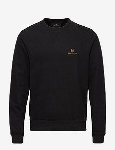 BELSTAFF SWEATSHIRT - swetry - black