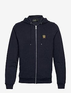 BELSTAFF  HOODIE - basic sweatshirts - navy