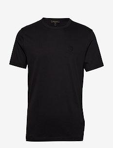 BELSTAFF S/S T-SHIRT - BLACK