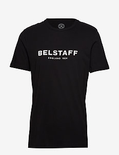 BELSTAFF 1924 T-SHIRT - BLACK