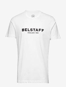 BELSTAFF 1924 T-SHIRT - WHITE