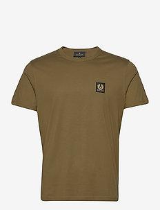 BELSTAFF S/S T-SHIRT - basis-t-skjorter - salvia