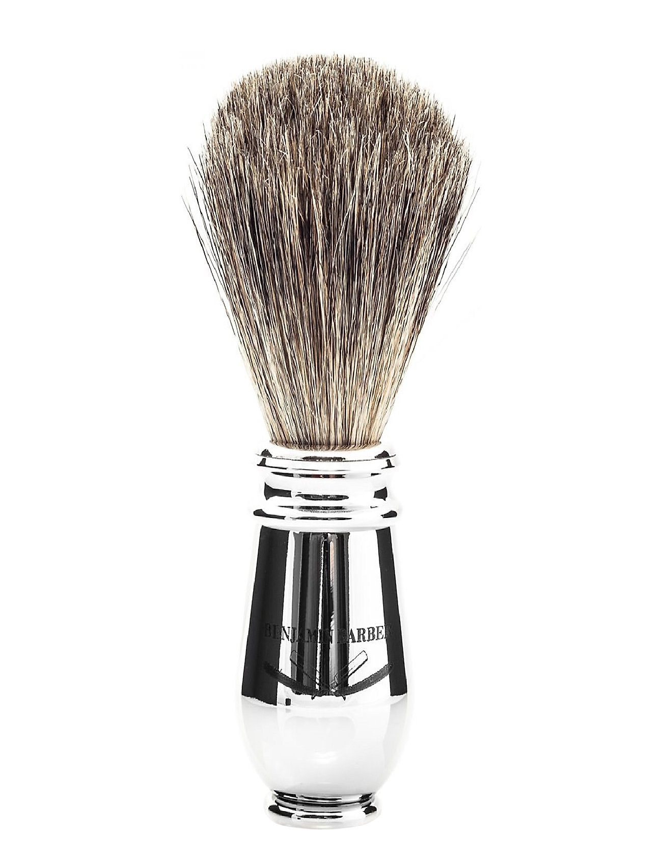 Benjamin Barber Benjamin Barber Brush - CHROME