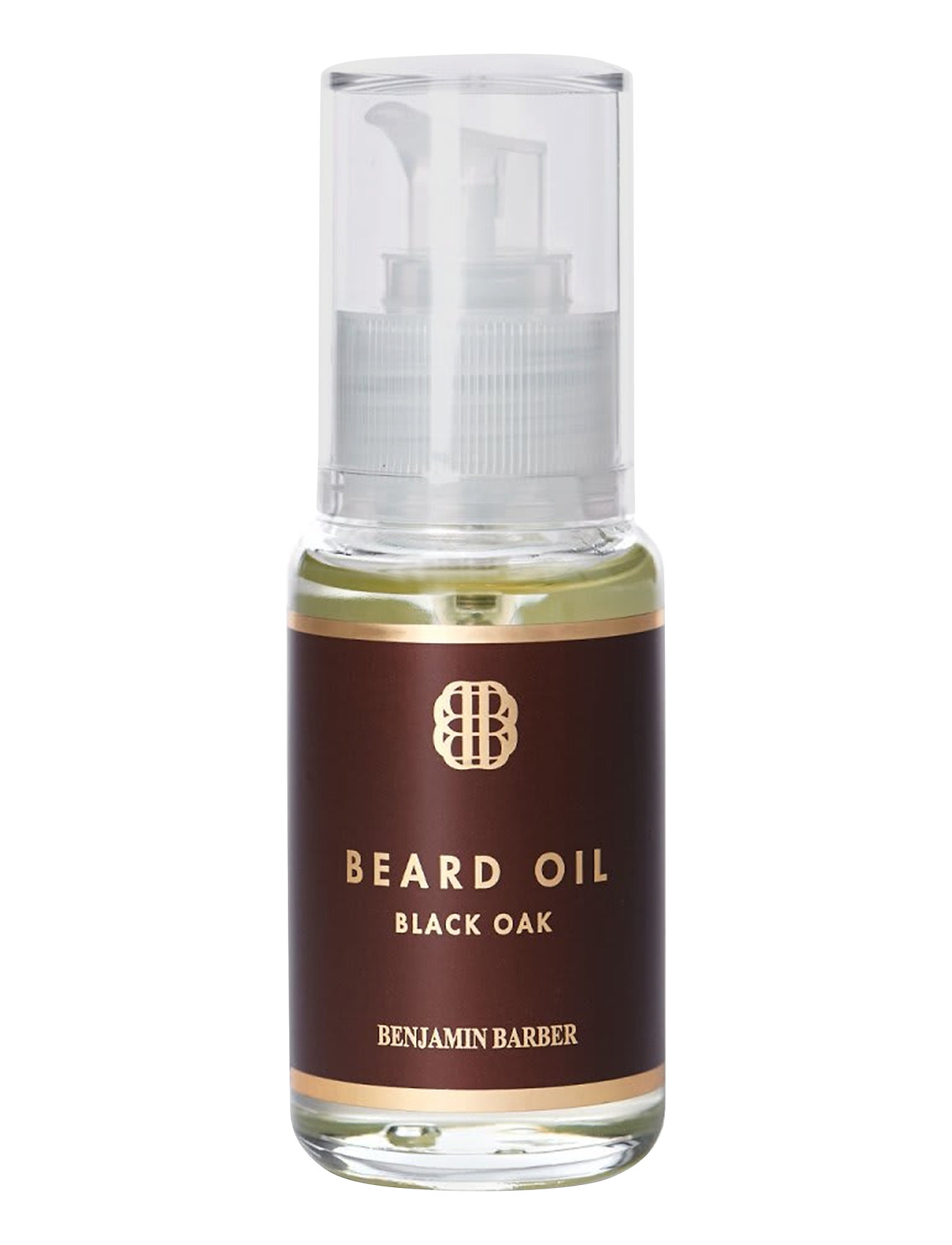 Benjamin Barber Benjamin Barber Beard Oil - NO COLOUR