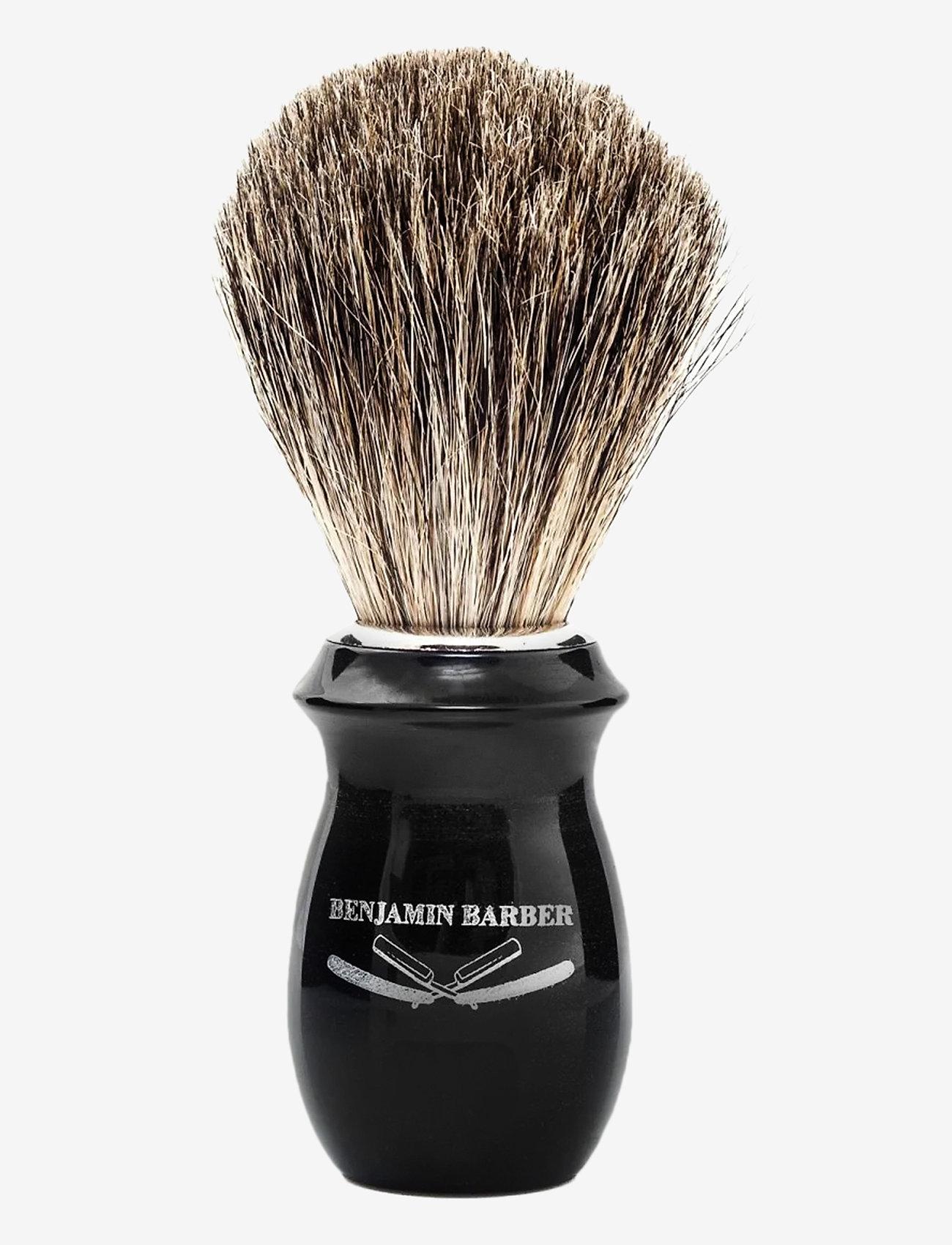 Benjamin Barber - Benjamin Barber brush - rakborste - ebony - 0