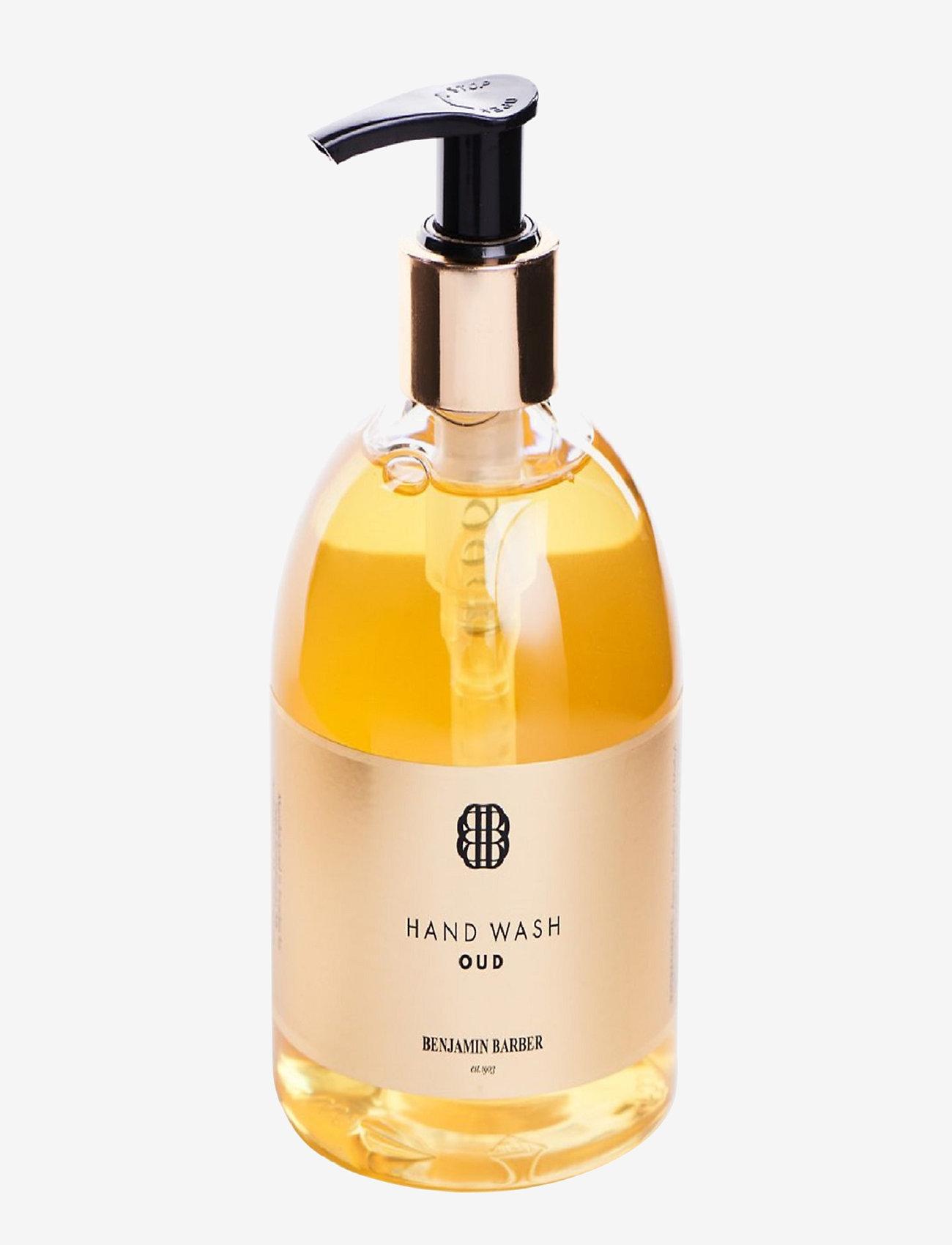 Benjamin Barber - Benjamin Barber Hand Soap Oud - handtvål - no color - 0