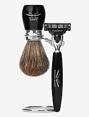 Benjamin Barber - Benjamin Barber Duke 3-piece shavingset - parranajo - no colour - 0