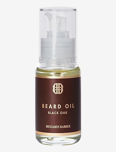 Benjamin Barber Beard Oil - skægolie - no colour