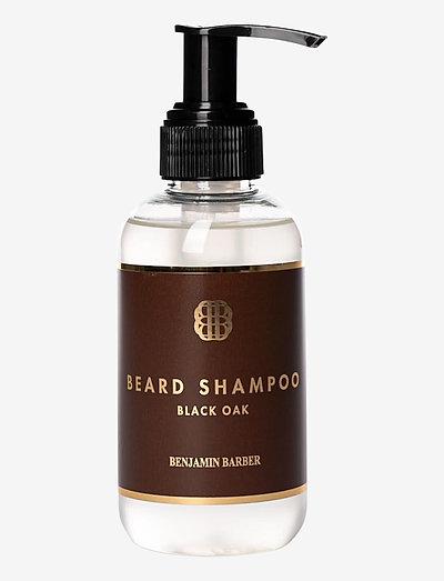 Benjamin Barber Beard Shampoo - barbergel - no colour