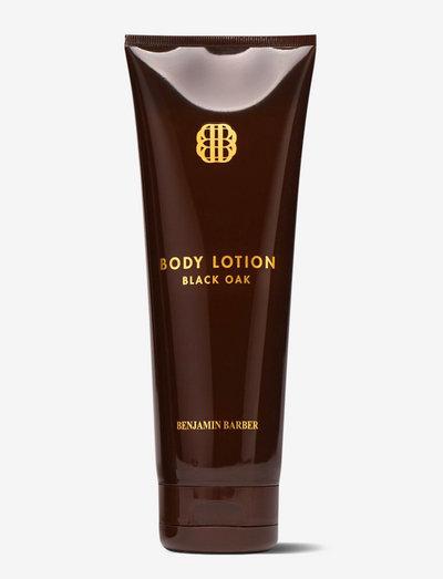 Benjamin Barber Body Lotion - body lotion - no colour