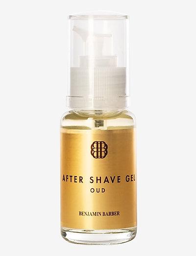 Benjamin Barber After Shave gel Oud - aftershave - no colour
