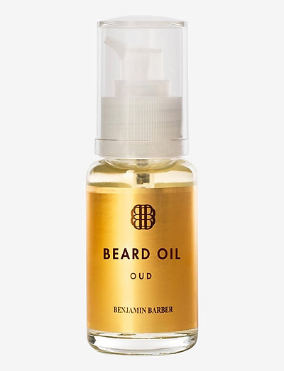 Benjamin Barber Beard Oil Oud - skäggolja - no colour