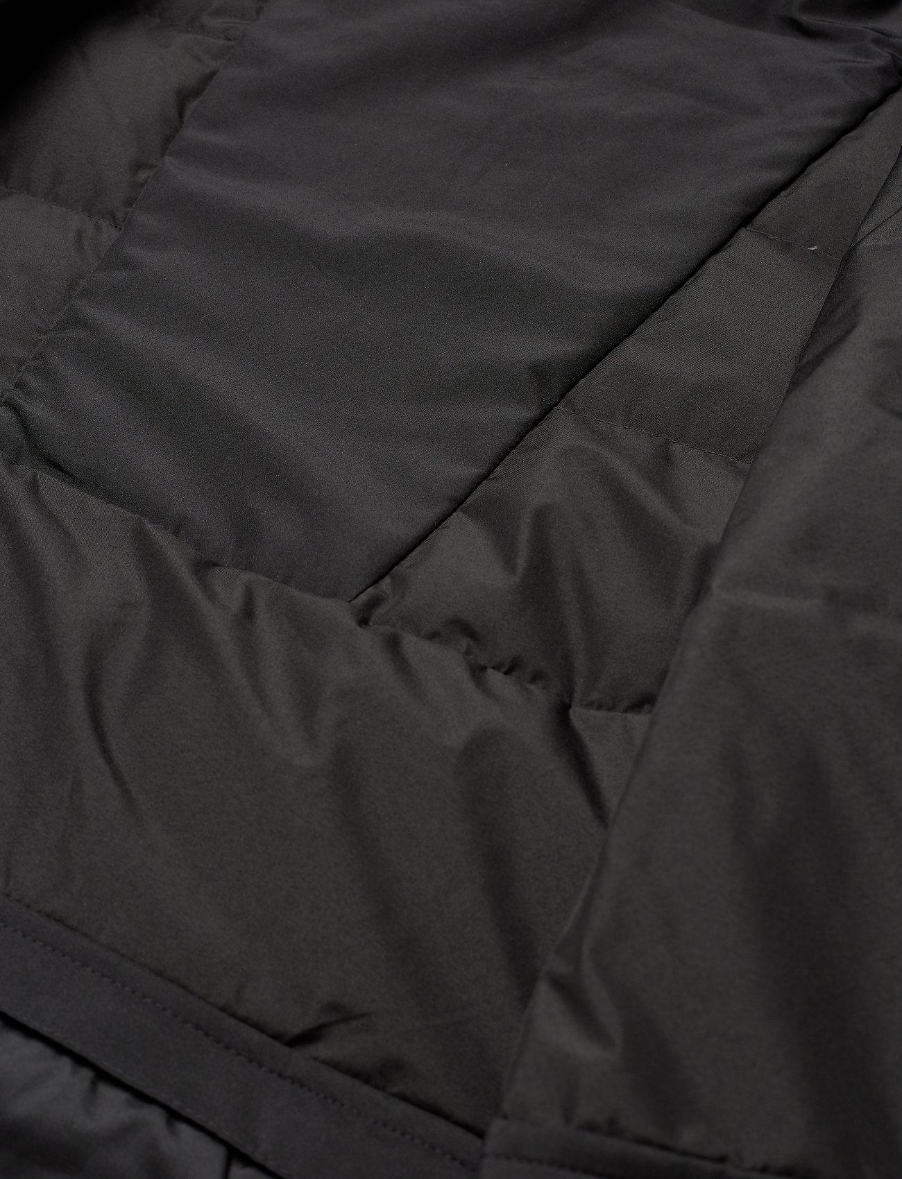 Bergans Stranda Down Hybrid W Jkt - Kurtki i Płaszcze BLACK/SOLIDCHARCOAL - Kobiety Odzież.