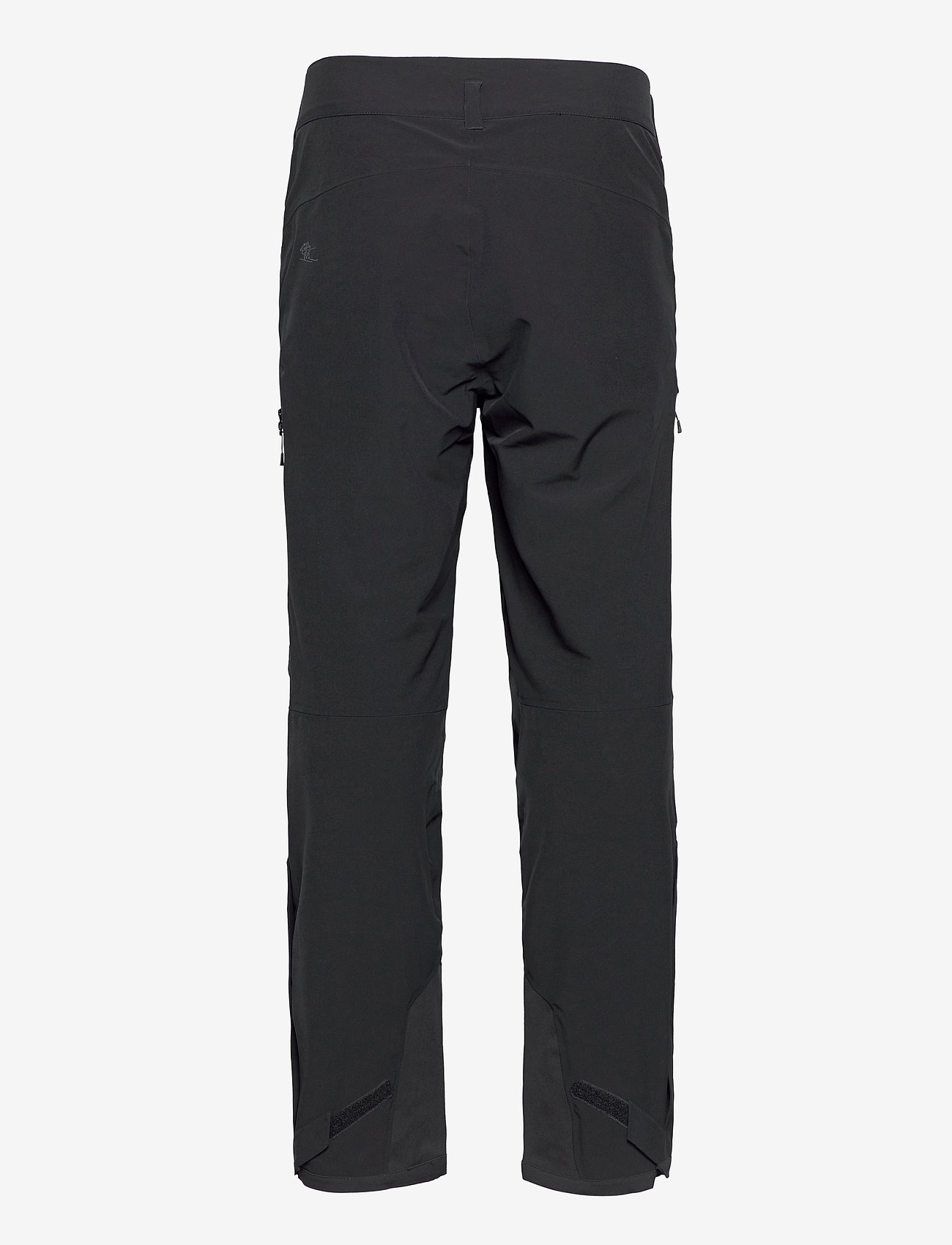 Bergans - Oppdal Pnt - skiing pants - black / solid charcoal - 1