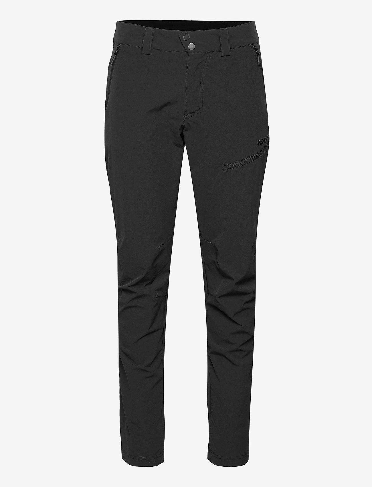 Bergans - Tyin Pants - outdoorbukser - black - 0