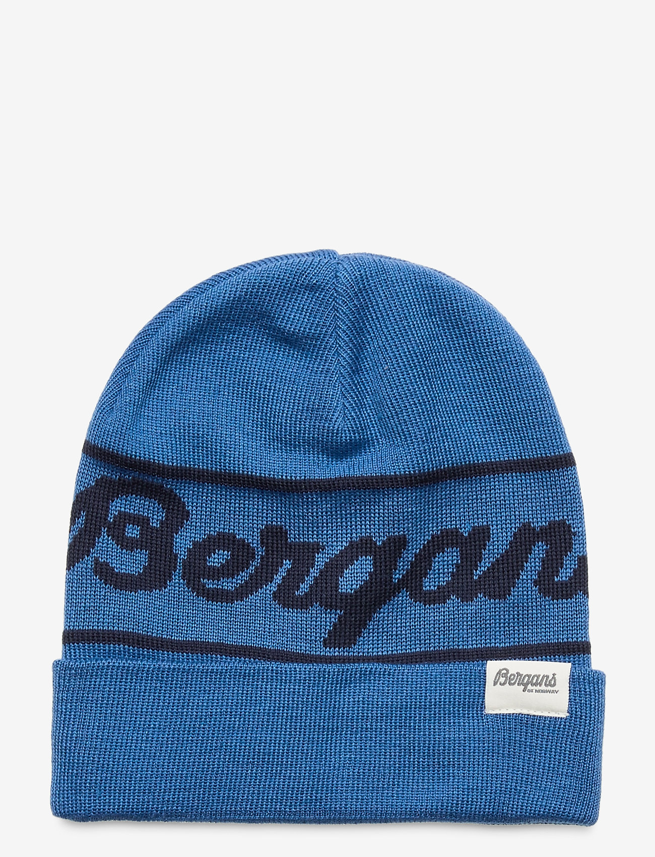 Bergans - Bergans Logo Youth Beanie - huer - strong blue / navy - 0