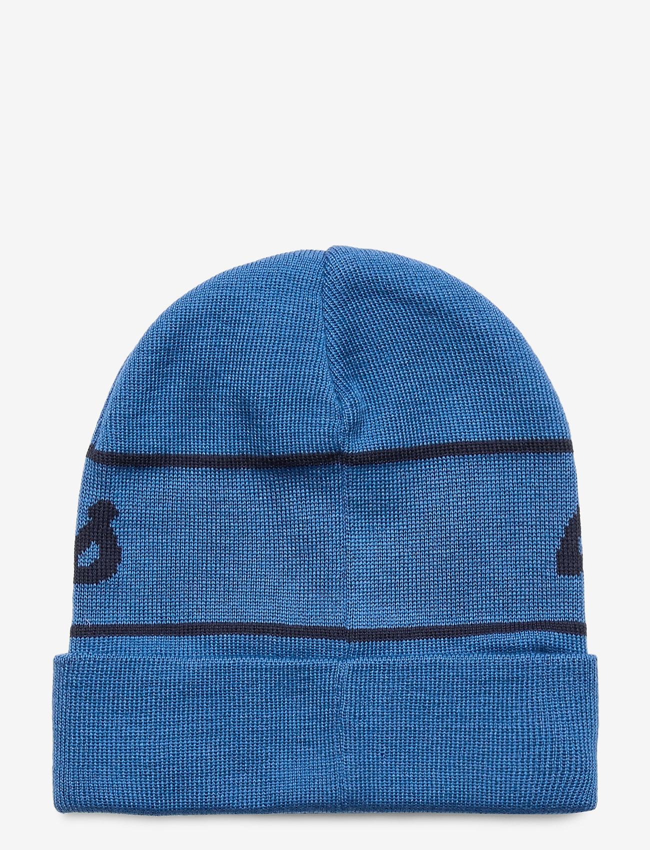 Bergans - Bergans Logo Youth Beanie - huer - strong blue / navy - 1