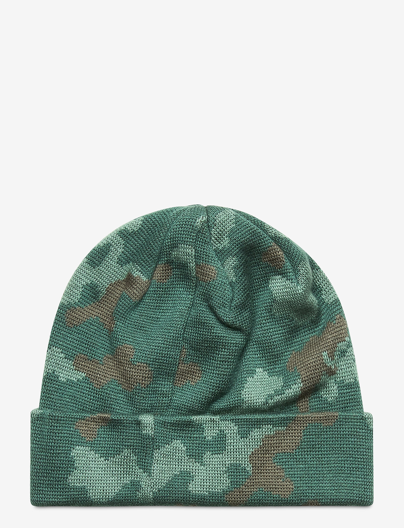 Bergans - Camouflage Youth Beanie - huer - forestfrost/greenmud - 1