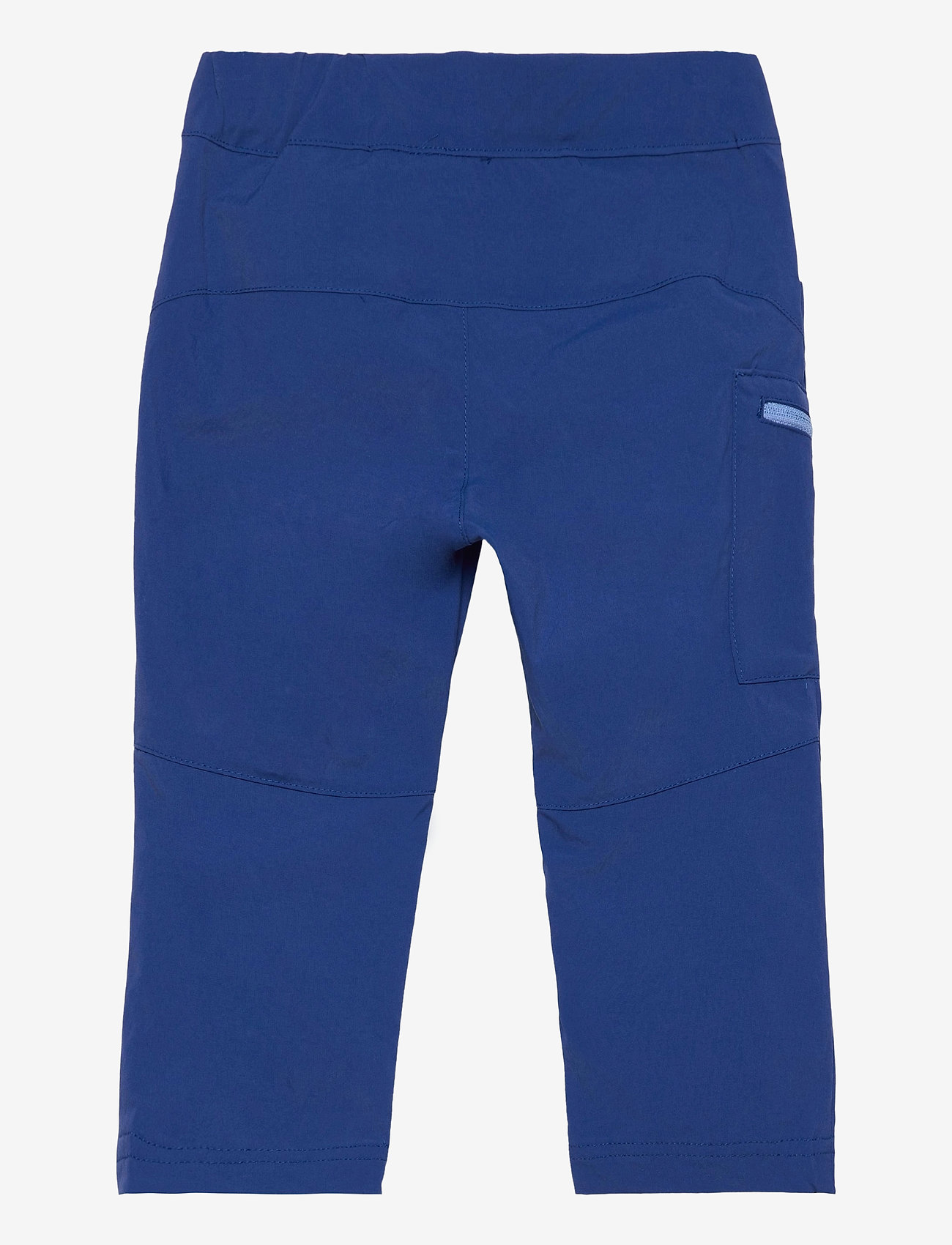 Bergans - Lilletind V2 Light Softshell Kids Pants - broeken - dark riviera blue/sailor blue - 1