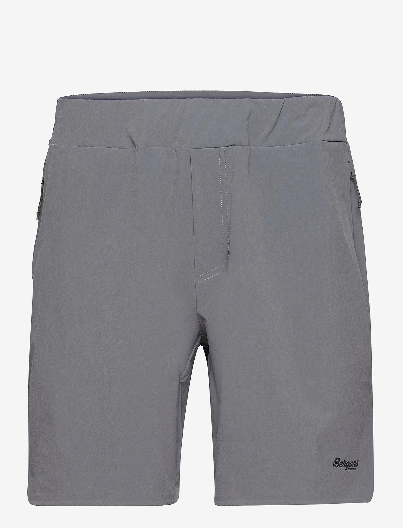 Bergans - Flyen V2 Shorts - wandel korte broek - solid dark grey - 0
