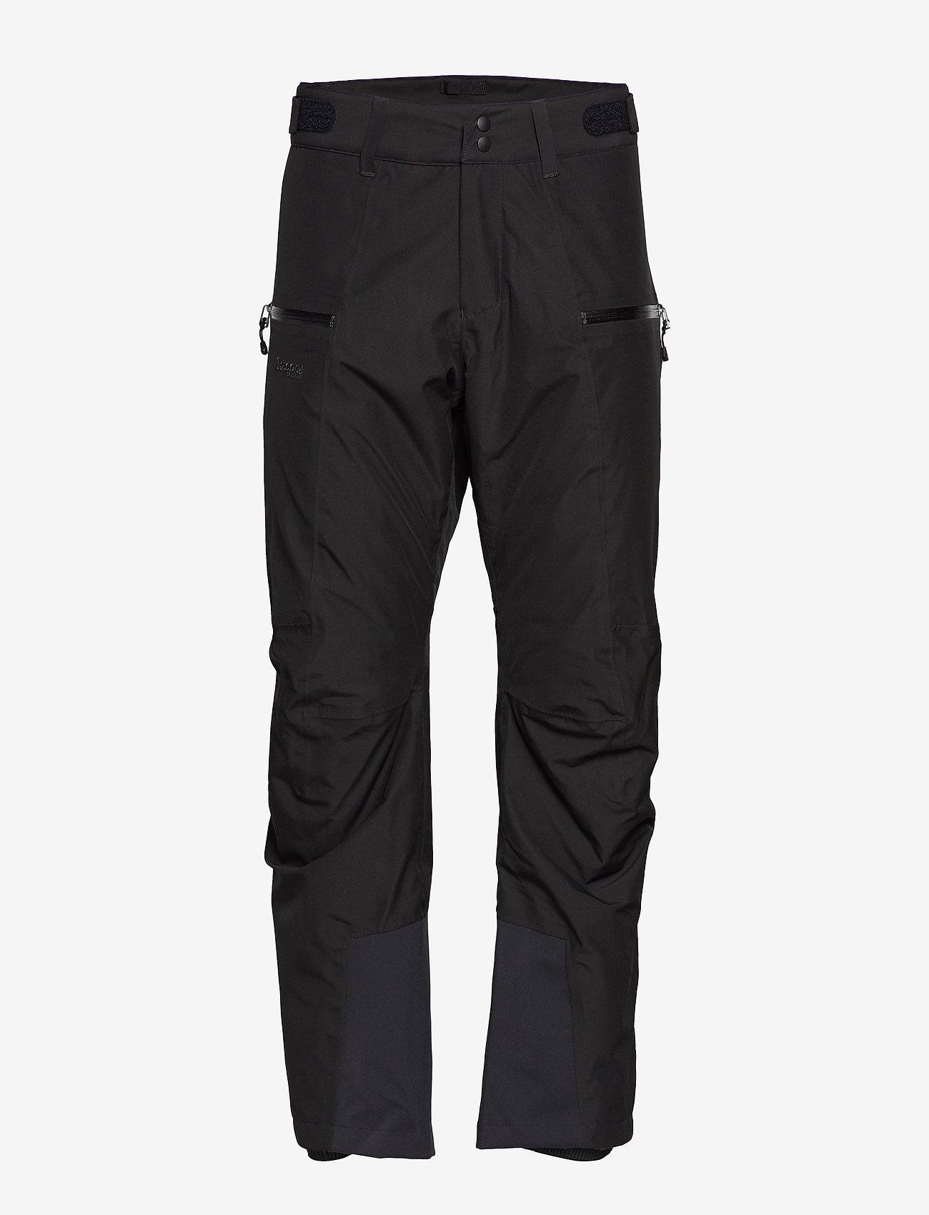 Bergans - Stranda Ins Pnt - insulated pantsinsulated pants - black/solidcharcoal - 0