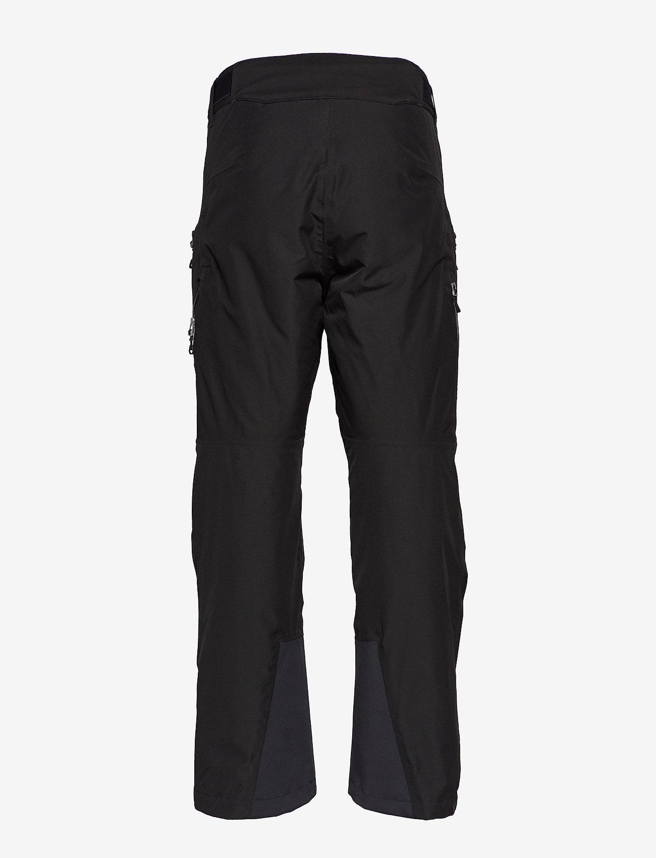 Bergans - Stranda Ins Pnt - insulated pantsinsulated pants - black/solidcharcoal - 1