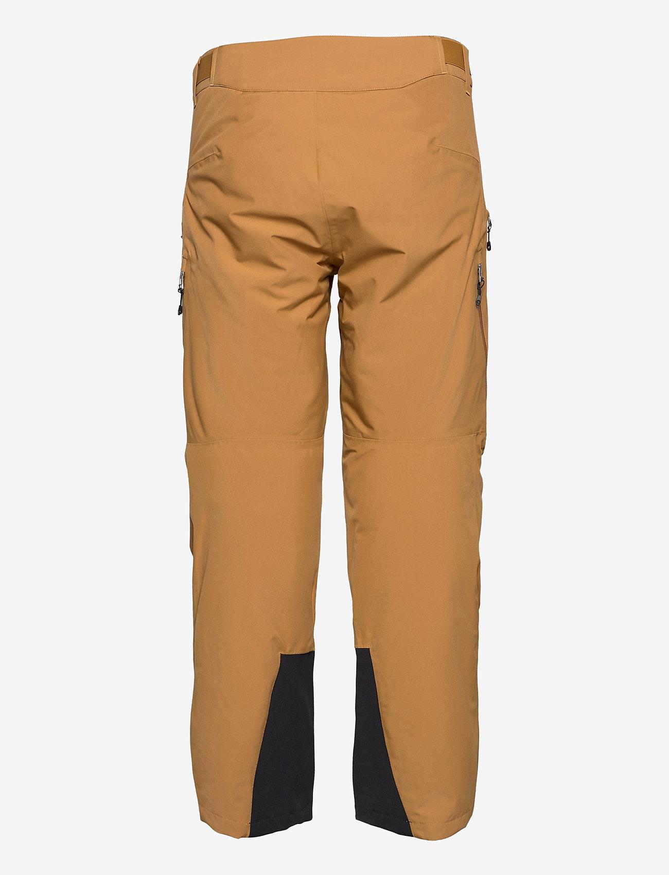 Bergans - Stranda Ins Pnt - sports pants - dk mustardyellow - 1