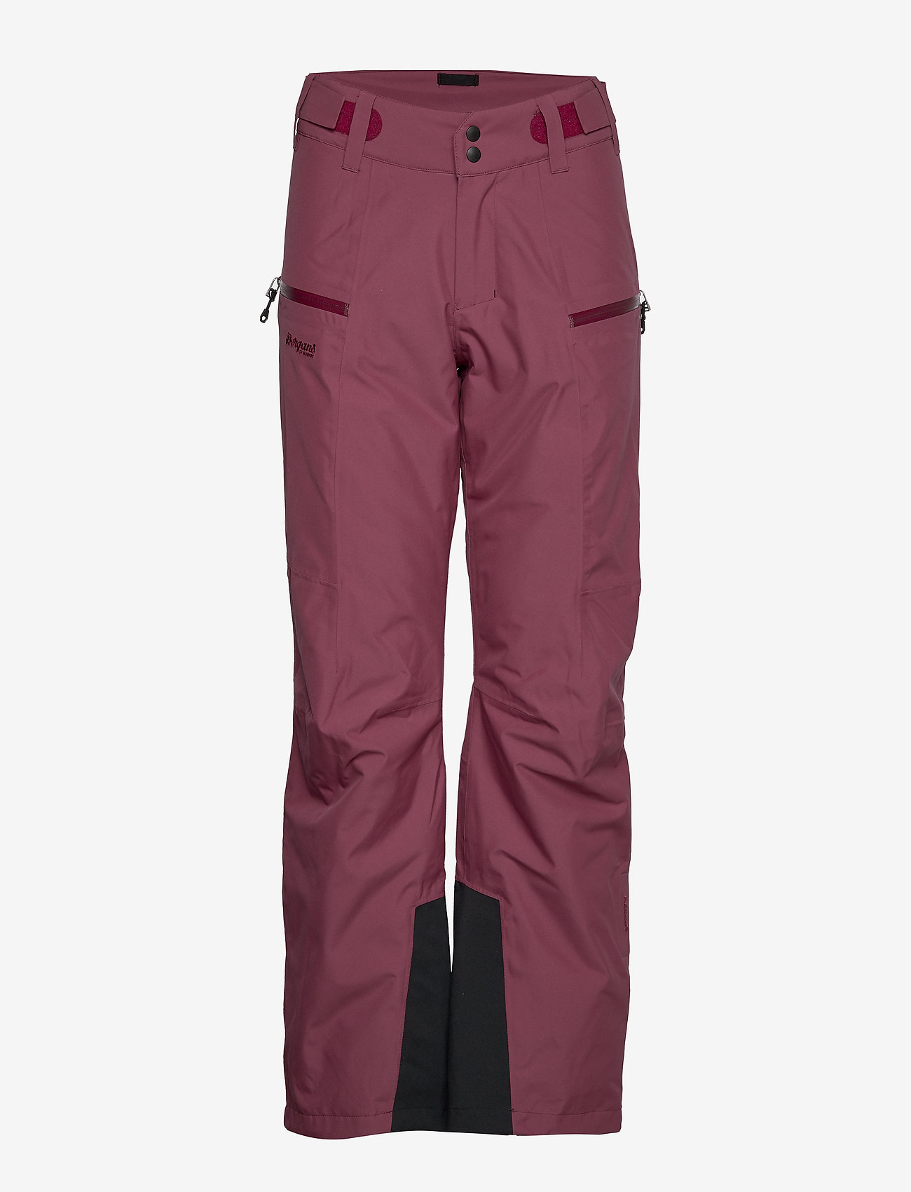 Bergans - Stranda Ins W Pnt - insulated pants - beetred - 0