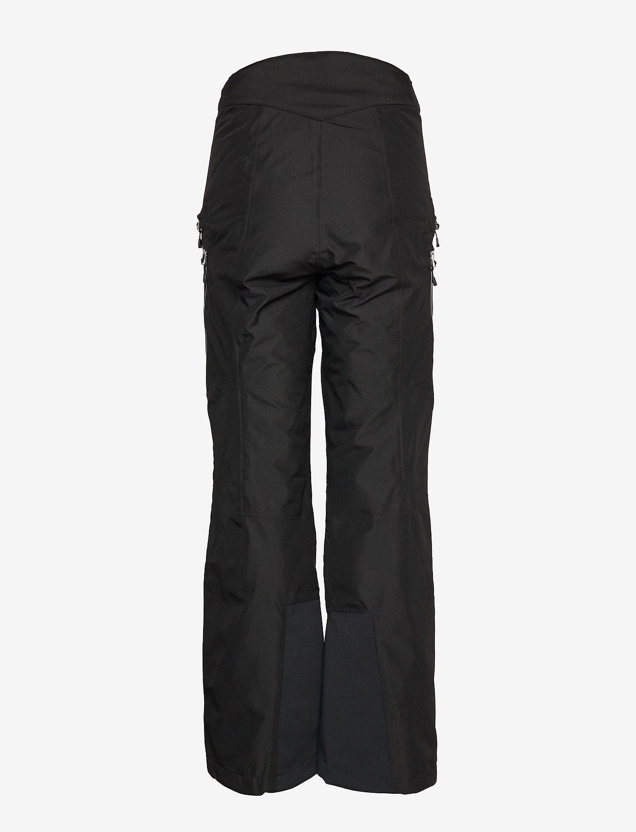 Bergans - Stranda Ins W Pnt - insulated pants - black/solidcharcoal - 1