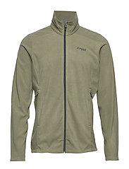Finnsnes Fleece Jkt - GREENMUD